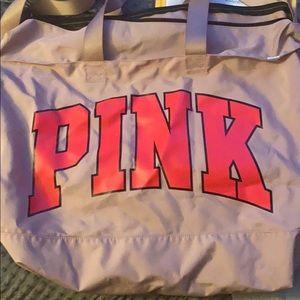 ✨🆕 PINK l Weekender Bag